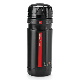 Elite Byasi - Bidon - 550ml rouge/noir